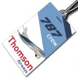 THOMSON AIRWAYS 787 Crew Tag